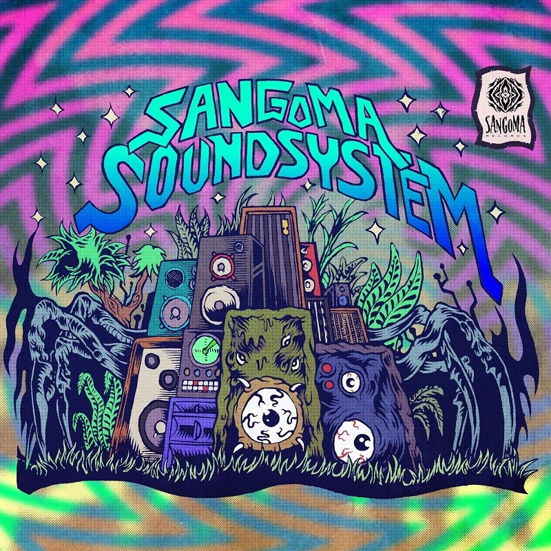 Sangoma Records - .Various - Sangoma Soundsystem