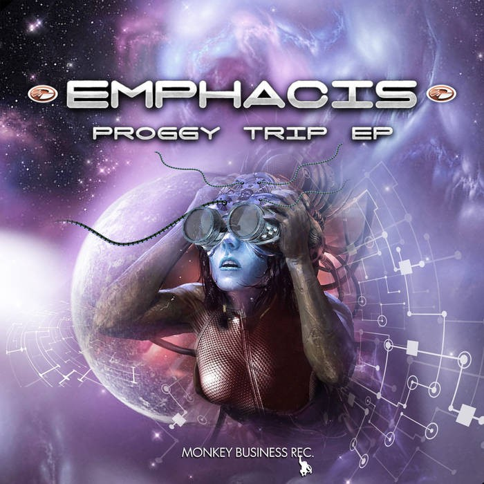 Monkey Business Records - EMPHACIS - Proggy Trip