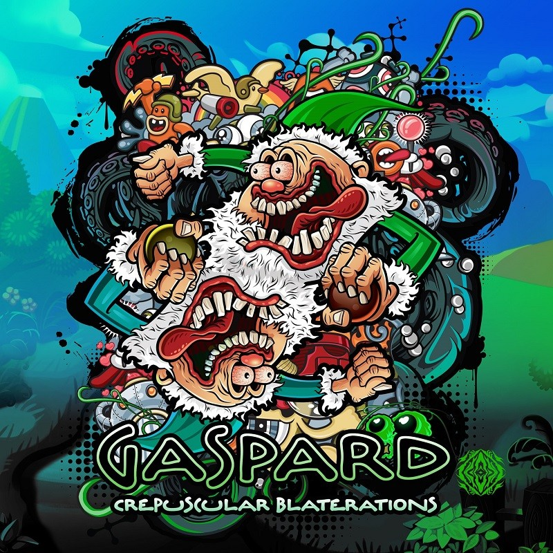 Sangoma Records - GASPARD - Crepuscular Blaterations