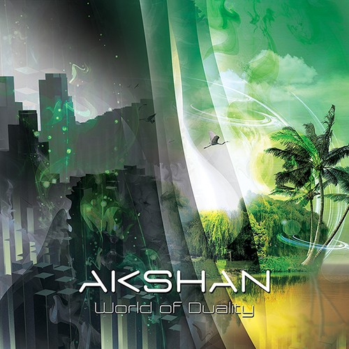 Altar Records - AKSHAN - World Of Duality