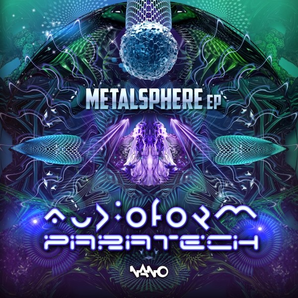 Nano Records - AUDIOFORM, PARATECH - Metalsphere