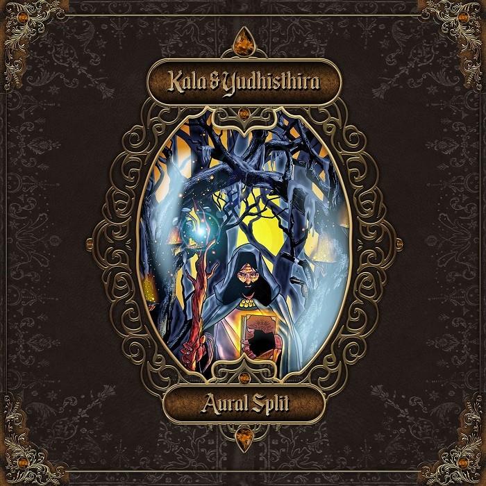 Forestdelic Records - KALA & YUDHISTHIRA - Aural Split