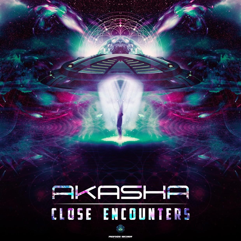 Profound Records - AKASHA - Close Encounters