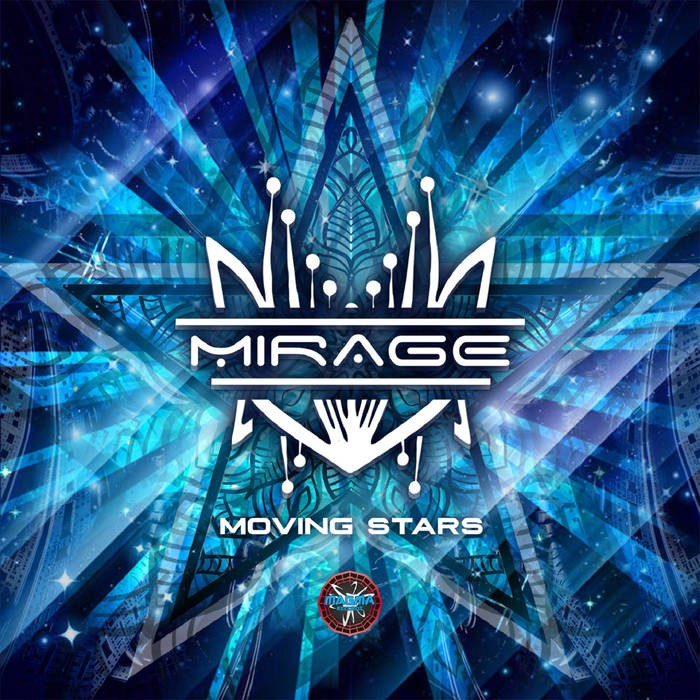 Magma Records - MIRAGE - Moving Stars EP