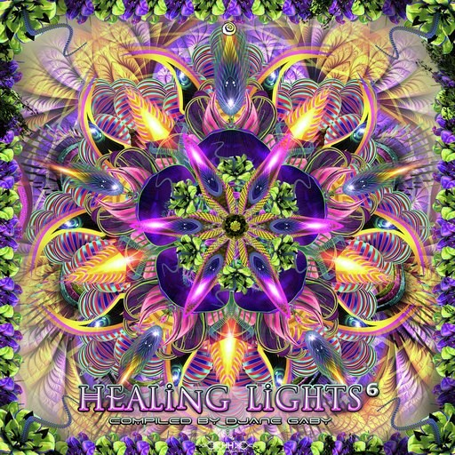 Spiral Trax Records - .Various - Healing Lights 6