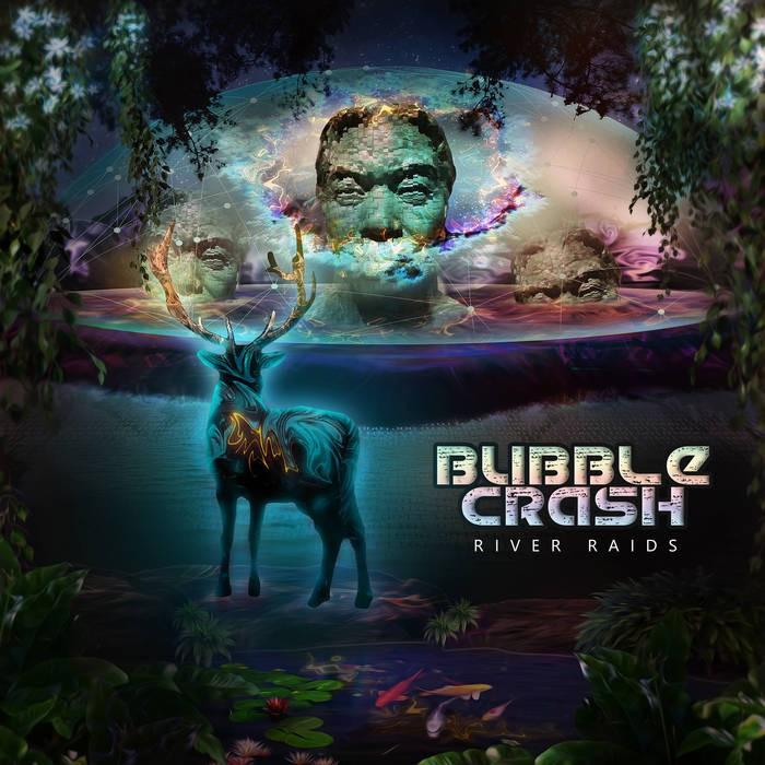 GreenTree Records - RIVER RAIDS - Bubble Crash