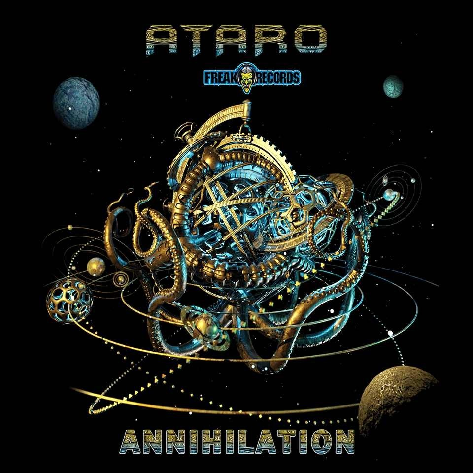 Freak Records - ATARO - Annihilation