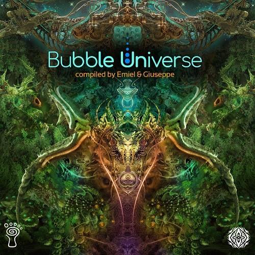 Parvati Records & Sangoma Records - .Various - Bubble Universe