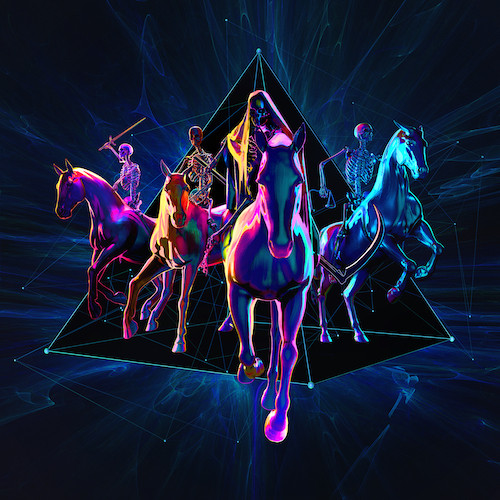 Sun Sea Sky - BLUETECH - The Four Horsemen of the Electrocalypse