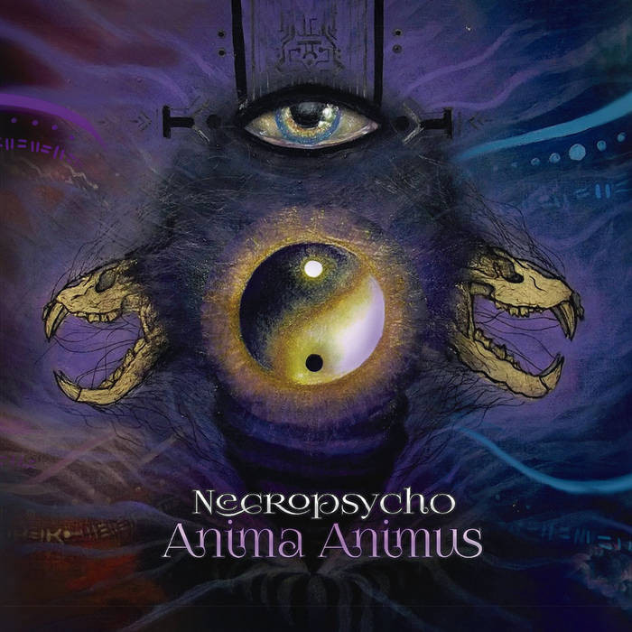 Alice-d Records - NECROPSYCHO - Anima Animus