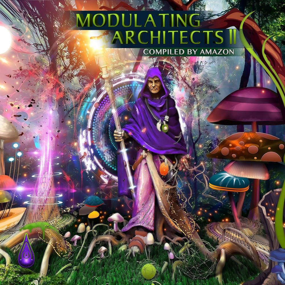 Urban Antidote Records - .Various - Modulating Architects 2