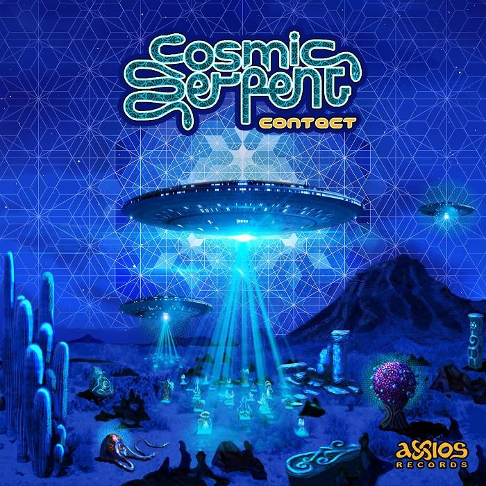 Axios Records - COSMIC SERPENT - Contact