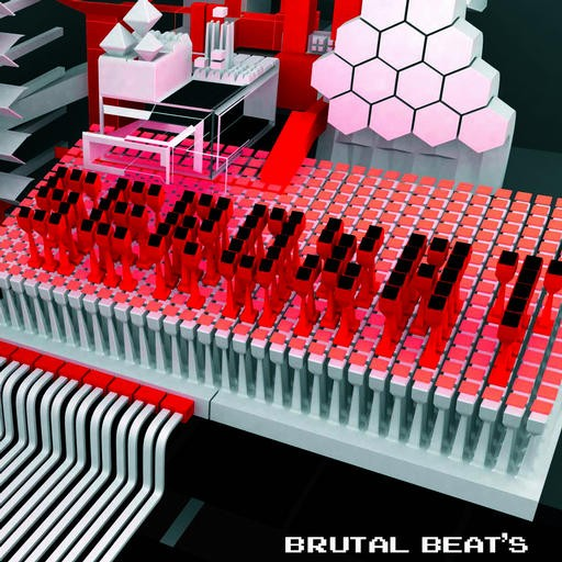 Crystal Matrix Records - SEROXAT - Brutal Beats