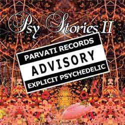 Parvati Records - .Various - psy stories 2