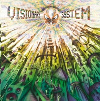 Looney Moon Records - .Various - Visionary System