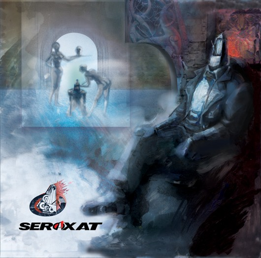 Boost Records - SEROXAT - My violent Obsession