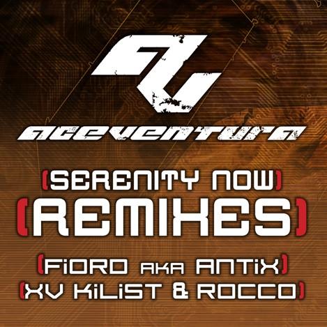 Iboga Records - ACE VENTURA - Serenity Now - Digital EP