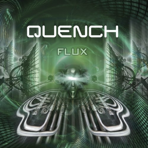 Up Records - QUENCH - Flux