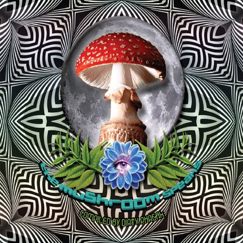 Lamat Records - .Various - The mushroom speaks