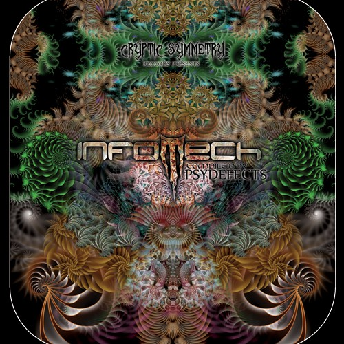 Cryptic Symmetry Records - .Various - Infotech
