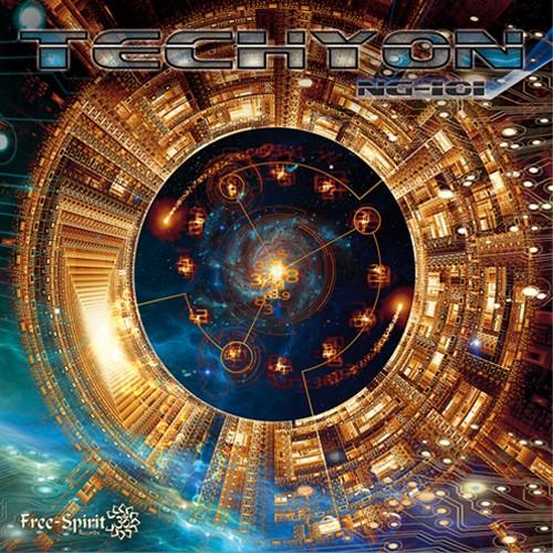 Free Spirit Records - TECHYON - NG-101
