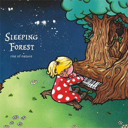 Hadra Records - SLEEPING FOREST - Rise Of Nature