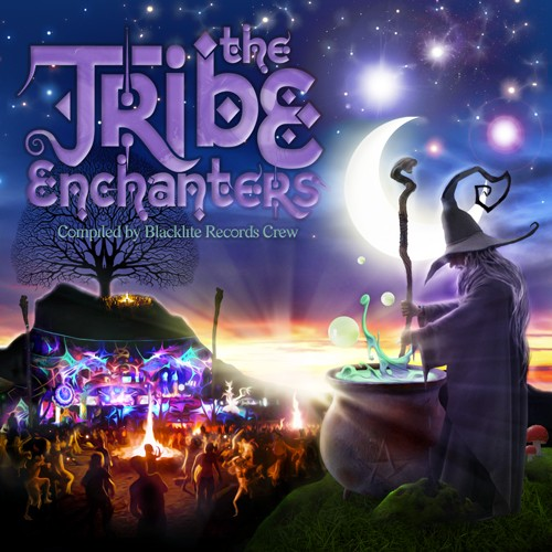 Blacklite Records - .Various - The Tribe Enchanters
