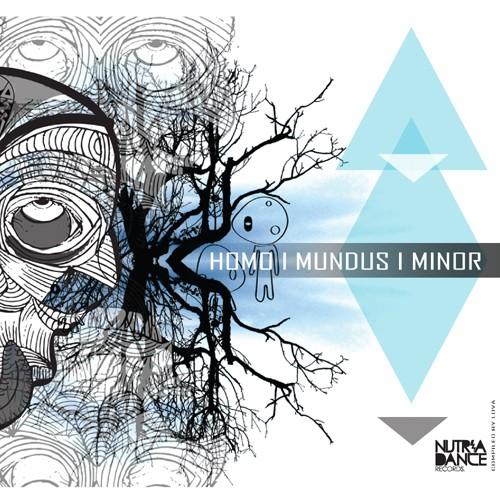 Nutriadance Records - .Various - Homo Mundus Minor