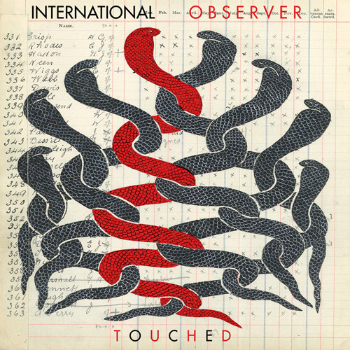 Dubmission Records - INTERNATIONAL OBSERVER - Touched