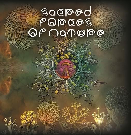 Biijah Records - .Various - Sacred Forces Of Nature