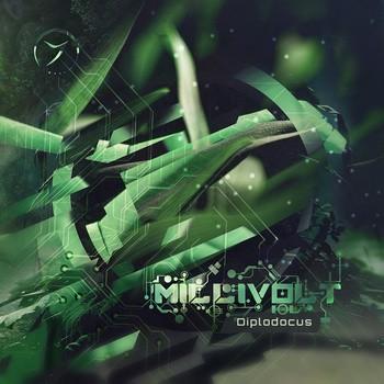 Zenon Records - MILLIVOLT - Diplodocus