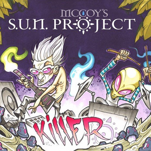 Sun Project Records - MCCOY S SUN - Killer