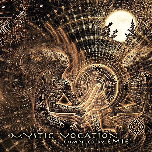 Sangoma Records - .Various - Mystic Vocation - Compiled by Emiel