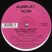 Dragonfly Records - PURPLE, TICON - Money Shot / Lo - Mi - Hi