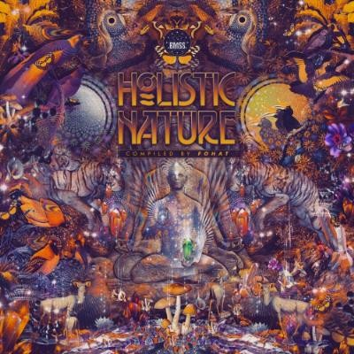BMSS Records - .Various - Holistic Nature (Compiled by Fohat)