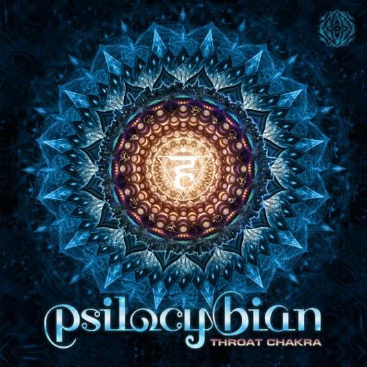 Sangoma Records - PSILOCYBIAN - Throat Chakra