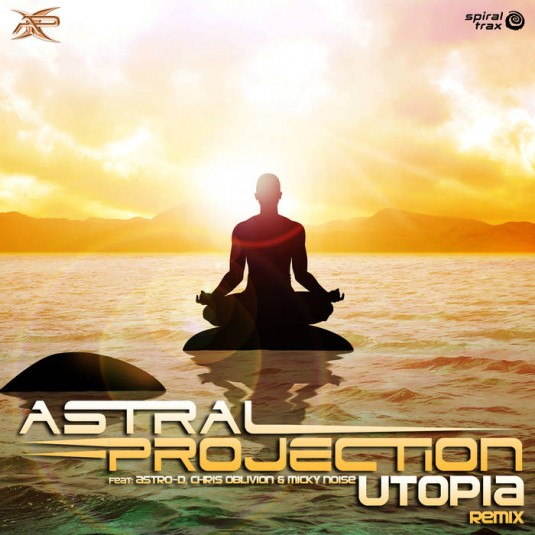 Spiral Trax Records - ASTRAL PROJECTION - Utopia