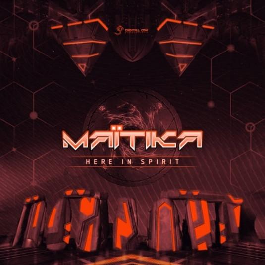 Digital Om - MAITIKA - Here in Spirit