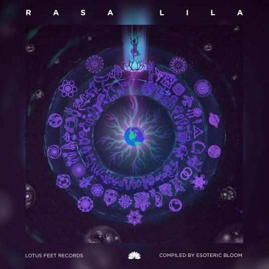 Lotus Feet Records - .Various - Rasa Lila