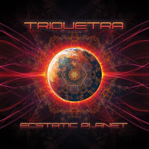 Suntrip Records - TRIQUERTRA - Ecstatic Planet