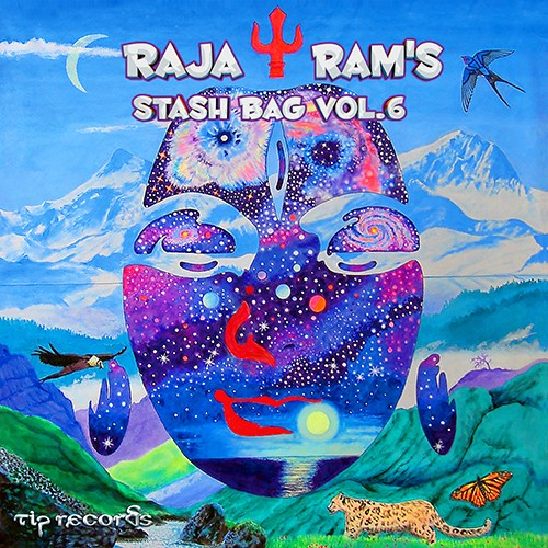 Tip Records - .Various - Raja Ram's Stash Bag 6