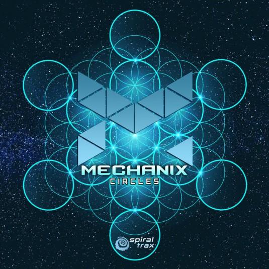 Spiral Trax Records - MECHANIX - Circles