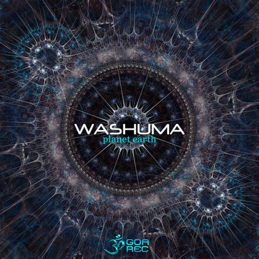 Goa Records - WASHUMA - Planet Earth