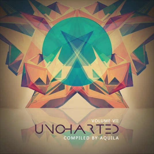 Dacru Records - .Various - Uncharted Vol.7 compiled by Aquila