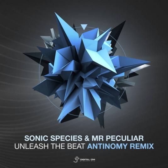 Digital Om - SONIC SPECIES, MR. PECULIAR - Unleash The Beast