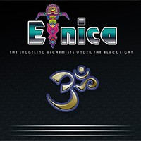 Dat Records - ETNICA - The Juggeling Alchemist Under The Black Light