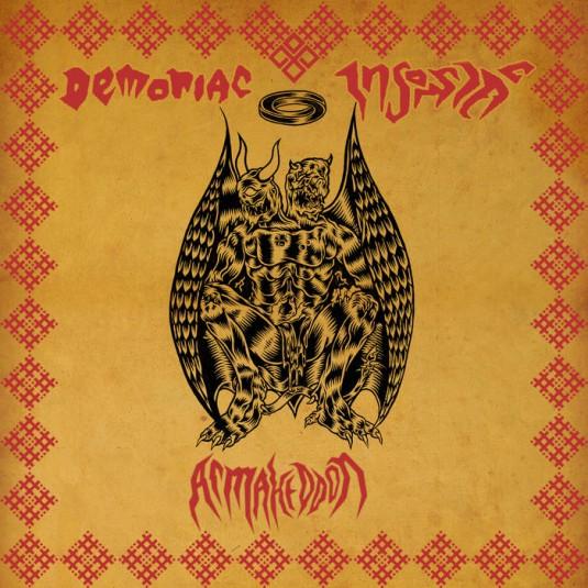 Active Meditation Music - DEMONIAC INSOMNIAC - Armakeddon
