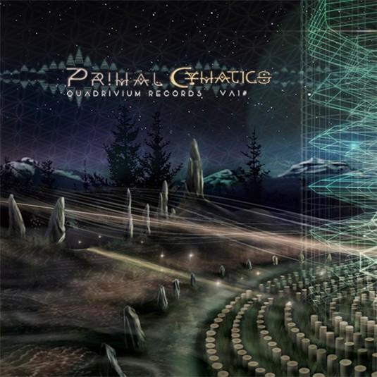 Quadrivium Records - .Various - Primal Cymatics
