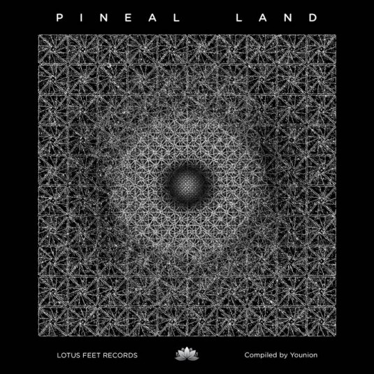 Lotus Feet Records - .Various - Pineal Land