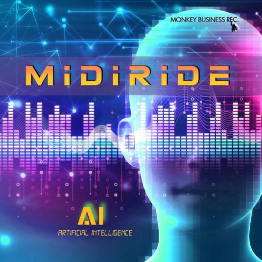 Monkey Business Records - MIDIRIDE - AI